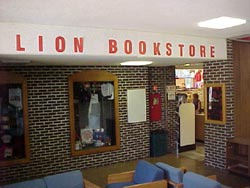 lion bookstore