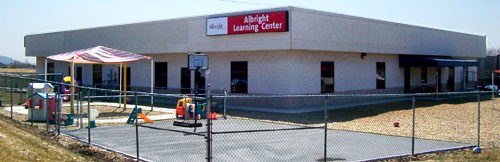 The Albright Learning Center