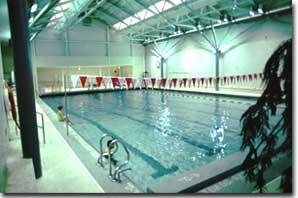 Albright's Pool