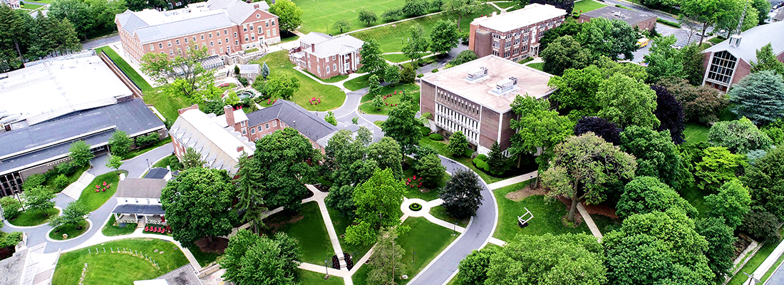 Campus Map Albright College