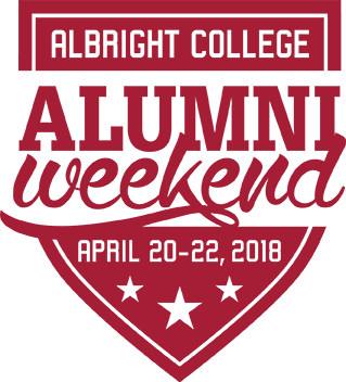 Alumni Weekend logo