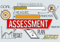 Assessment words image