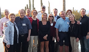 Scottsdale, AZ alumni group photo