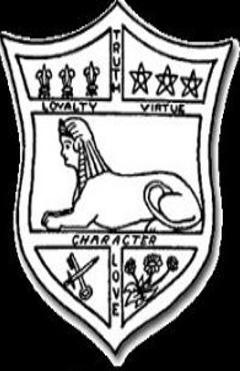Phi Delta Sigma crest image