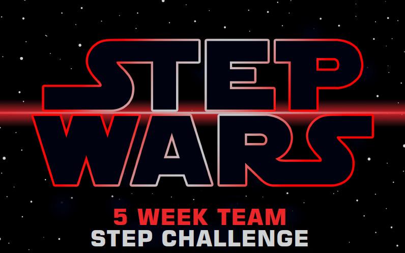 Step Wars graphic