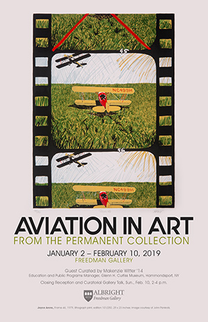Aviation in Art poster image