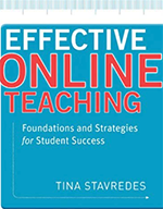Stavredes Online Teaching Book Cover