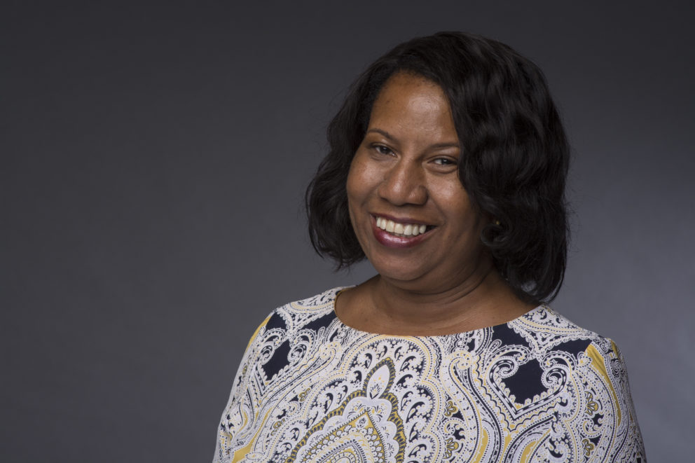Sharmon Bryant, MSW, Student Success Specialist