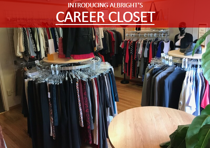 Career Closet Picture
