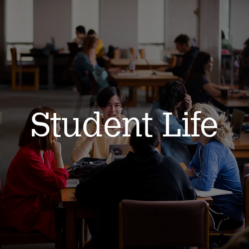 Student Life Flickr Admissions