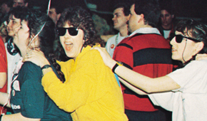 Know anything about this 1987 photo? Email cmanzolillo@albright.edu