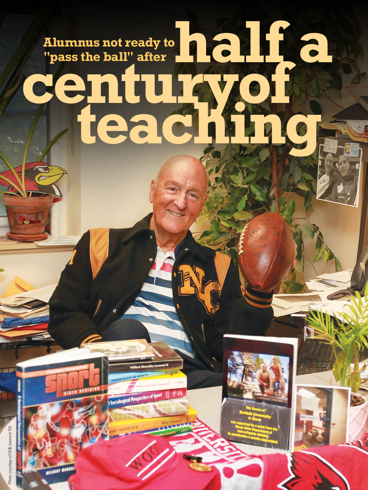Teaching for Half a Century