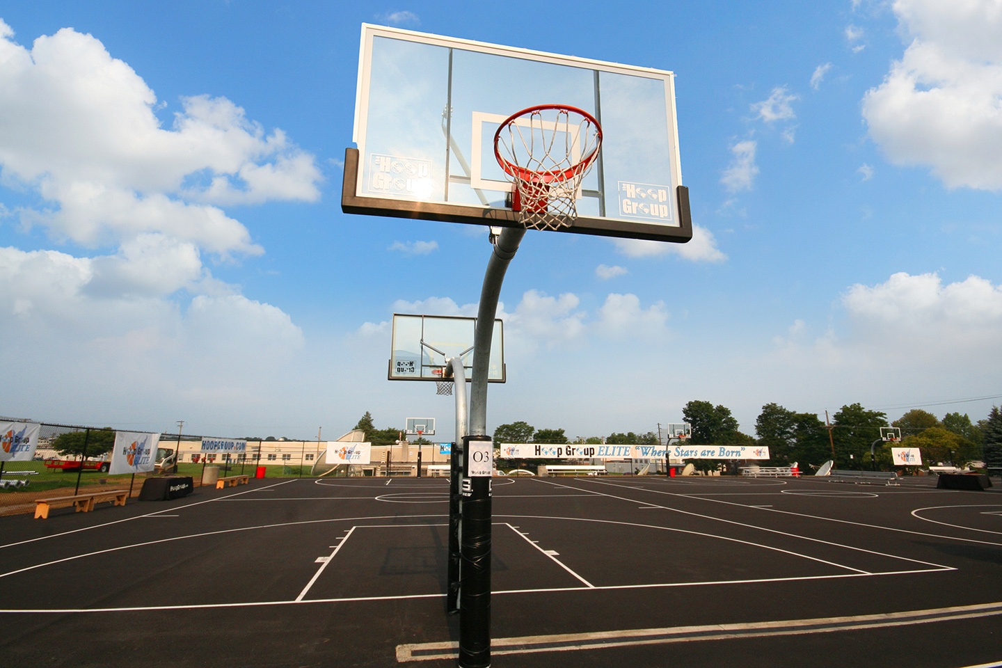 Basketball Courts photo