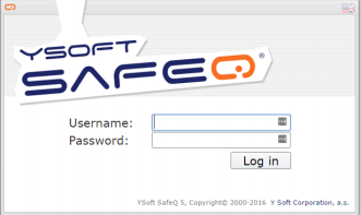 login screen for pawprint.albright.edu