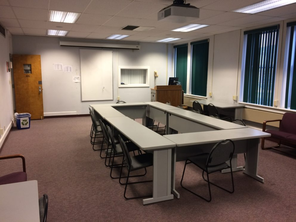 image of Masters Hall 305