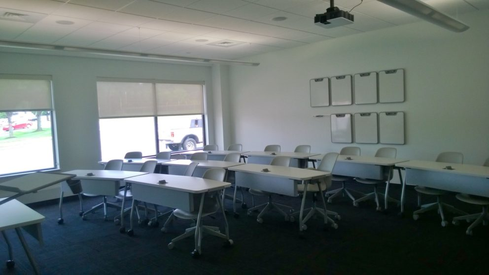 image of Roessner Hall room 101