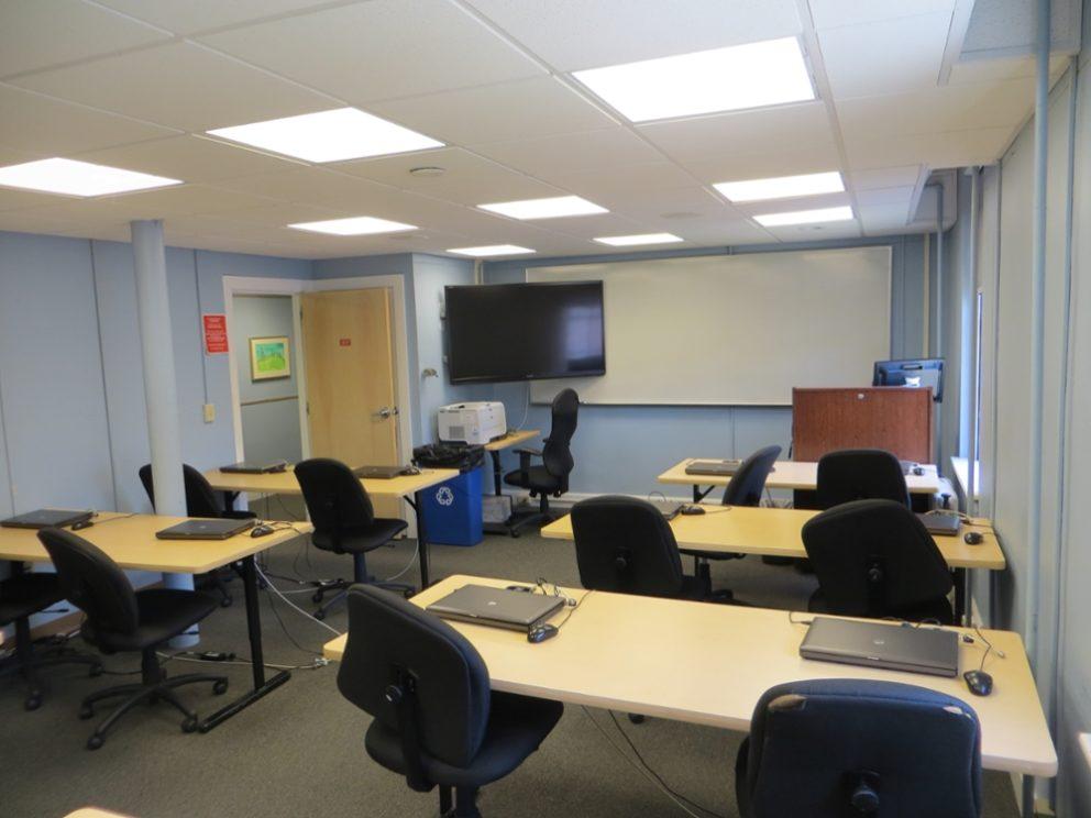image of Selwyn Hall room 207