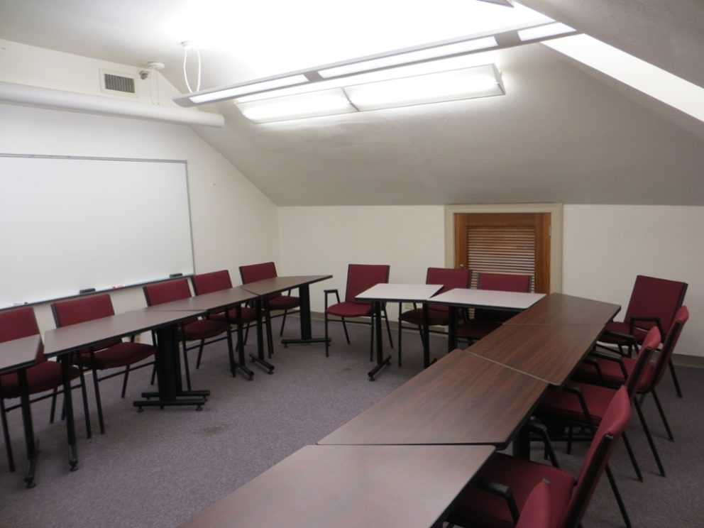 image of Teel Hall room 309A