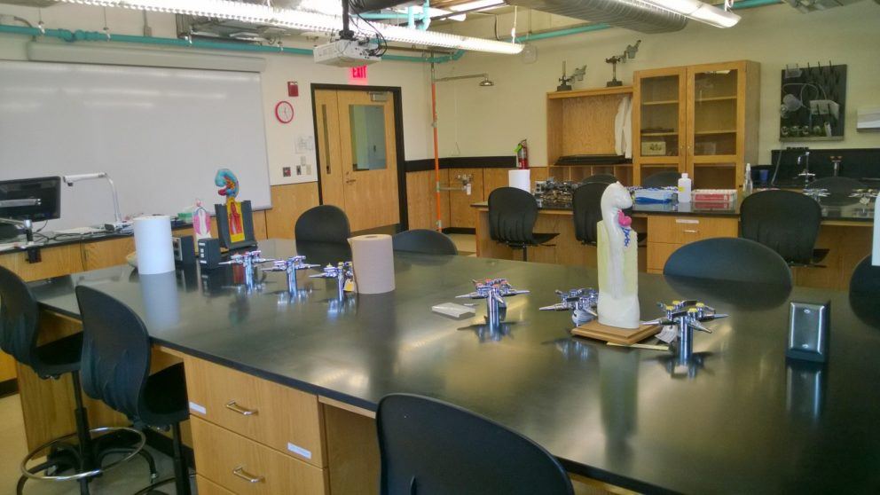 image of Science Center room 119