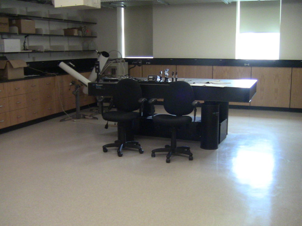 image of Science Center room 13
