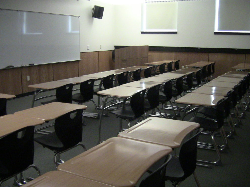 image of Science Center room 155