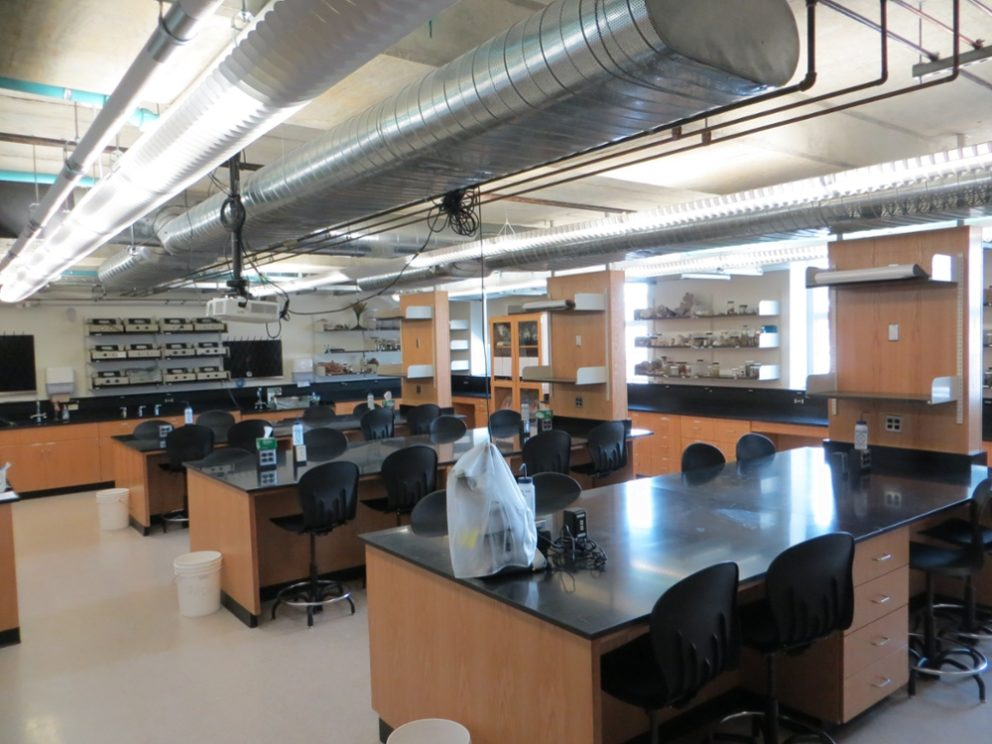 image of Science Center room 205