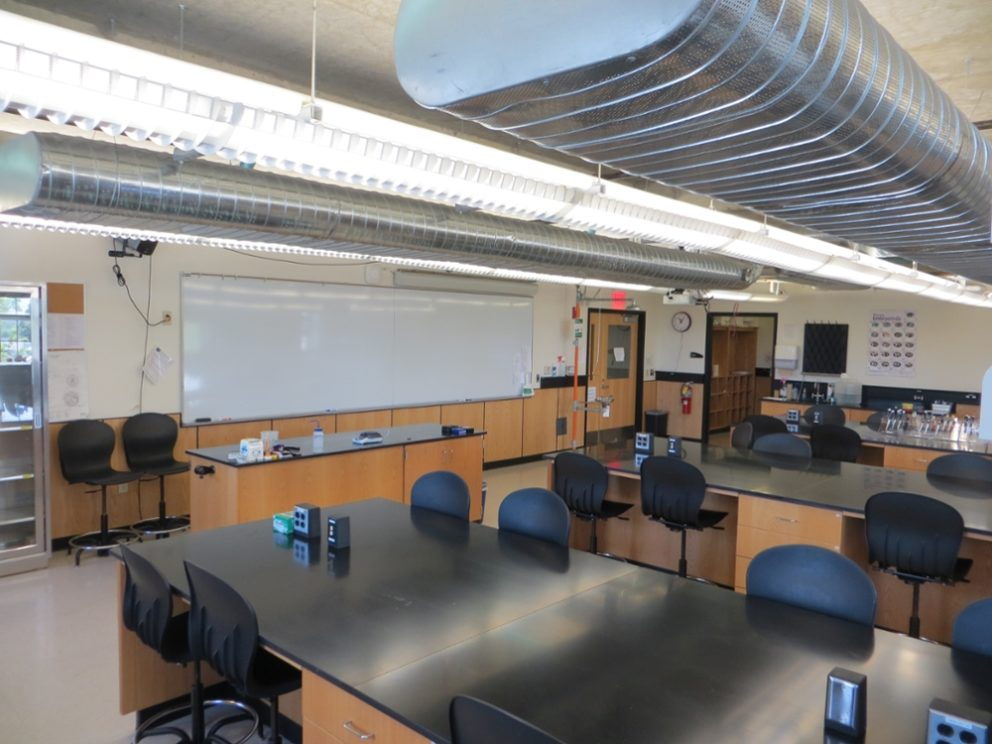 image of Science Center room 207