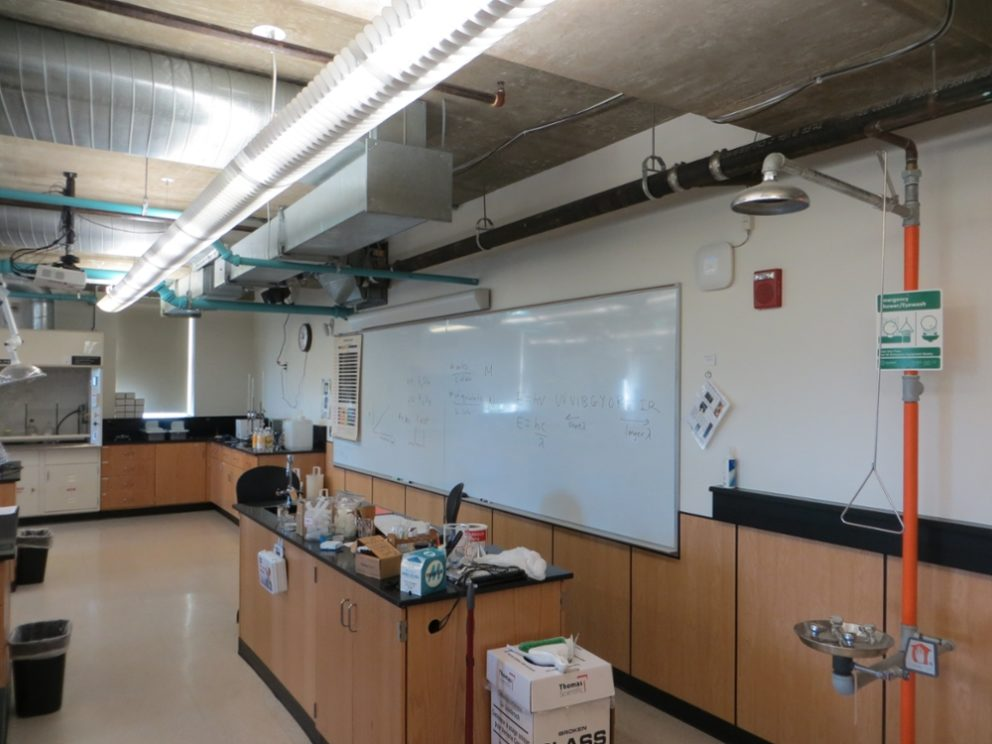 image of Science Center room 219