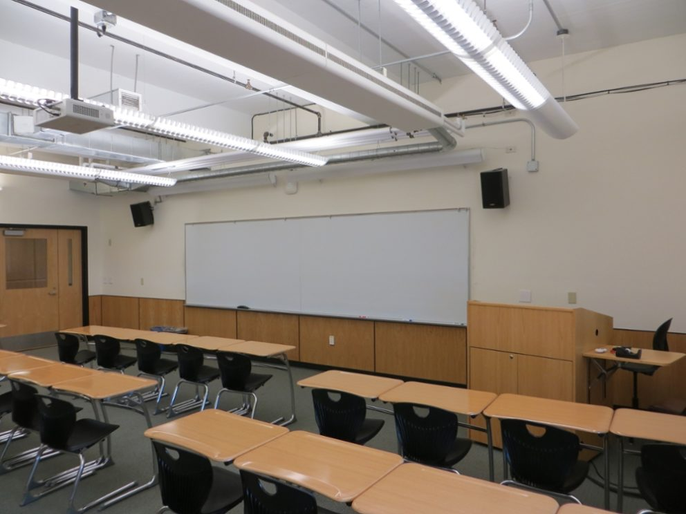 image of Science Center room 255