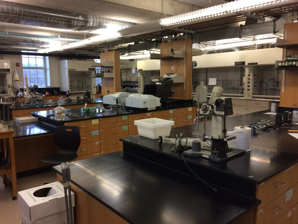 image of Science Center room 307