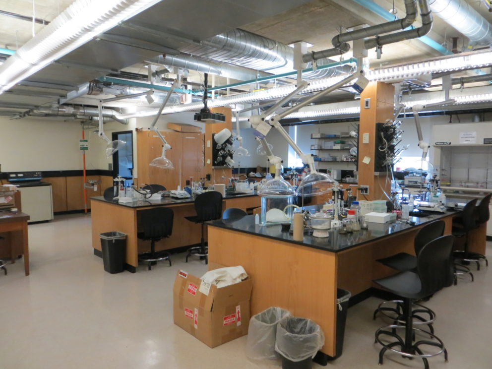 image of Science Center room 313