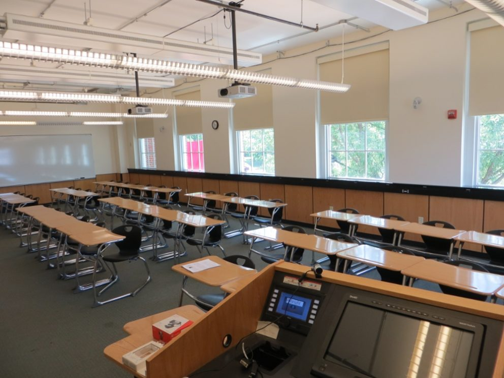 image of Science Center room 351