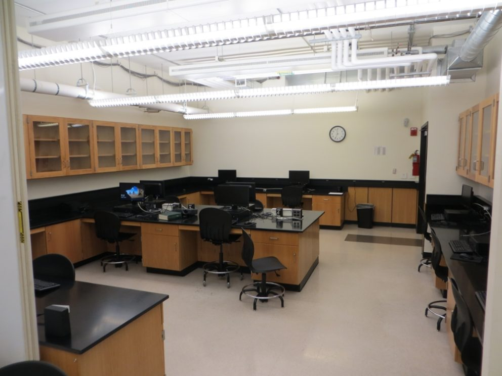 image of Science Center room 355